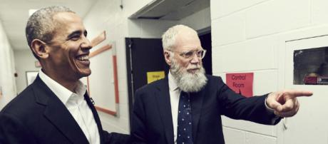 David Letterman makes a comeback to television in 2018 - [Image via Netflix/YouTube Screenshot]