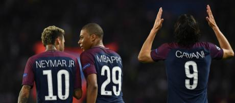 PSG-Bayern : les Parisiens envoient un premier message - rtl.fr