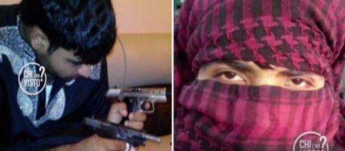 Alì Qasib - il pakistano accusato del rapimento di Rosa Di Domenico