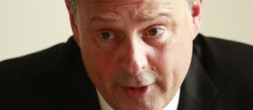 Ambassador John Feeley resigns. [Image credit: Woochit/Youtube]