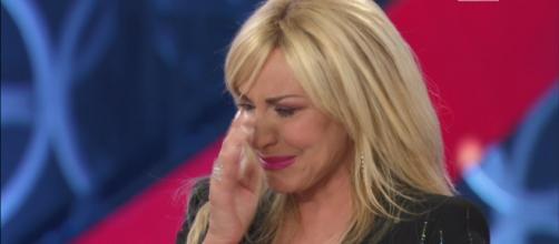 Antonella Clerici dice addio al suo amato cane