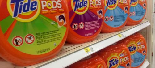 Eating the Tide pods is dangerous Image Credit: Mike Mozart/Flickr