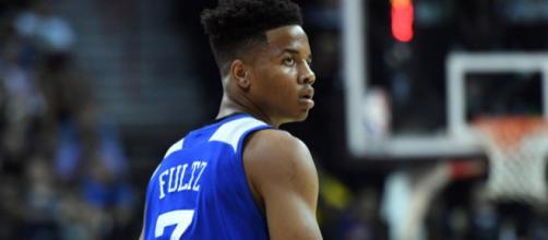 El jugador de baloncesto estadounidense, Markelle Fultz. - usatoday.com
