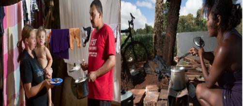 José Nascimento e Clécia, o Brasil que empobreceu e volta a cozinhar com fogão a lenha