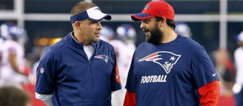 Josh McDaniels and Matt Patricia are leaving New England. [Image via NFL.com/YouTube]