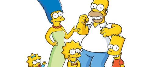 La familia amarilla de Springfield (fuente: foxtv.es)