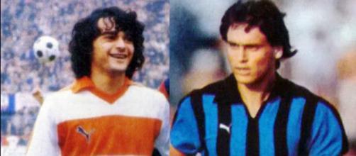Luis Silvio Danuello e Jorge Caraballo, 'bidoni' per eccellenza del calcio italiano
