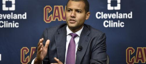 El nuevo Cavaliers Manager, Koby Altman.