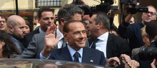 Parla Silvio Berlusconi a domenica live: le sue dichiarazioni