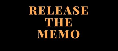 Release the memo, by Louann Carroll