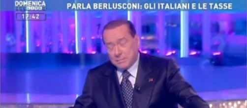Silvio Berlusconi a Domenica Live, in video su Canale5 (Foto 6/10 ... - televisionando.it