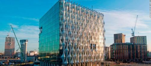 US new embassy in London to open soon