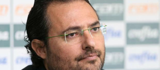 Alexandre Mattos, executivo do Palmeiras