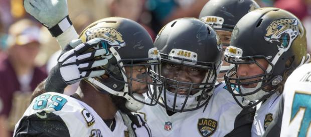 Jacksonville Jaguars upset Pittsburgh in Divisional Playoffs 45-42. - [Photo courtesy of Keith Allison via Flickr]