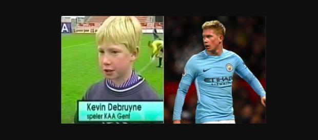Kevin De Bruyne quería ser de los Rojos.