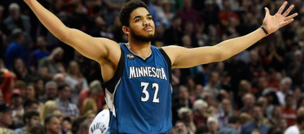 Nike-Sponsored Karl-Anthony Towns Named NBA Rookie Of The Year ... - footwearnews.com