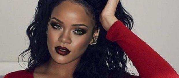 Rihanna cada vez mais próxima do namorado