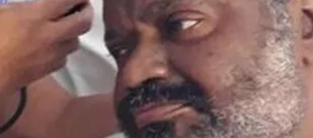 Sem expressão, imagem de Arlindo após coma comove a web; veja