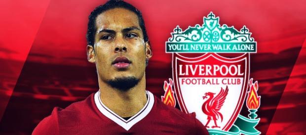 Virgil van Dijk directo al Liverpool.
