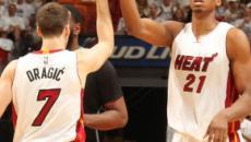 NBA : Miami poursuit sa belle série