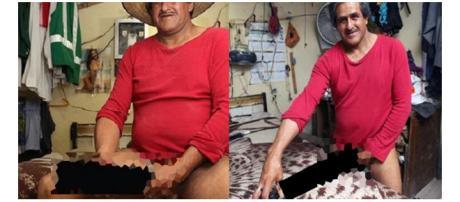 Ele recebe um auxilio por causa de sua 'deficiência'