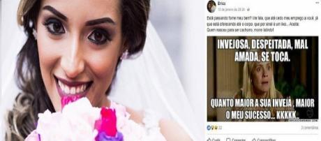 Érica Oliveira da Silva tinha 24 anos - Reprodução/Facebook