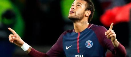 Neymar posible transferencia al Real Madrid