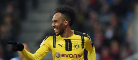 Pierre Emerick Aubameyang ne s'éclate plus du côté de Dortmund...