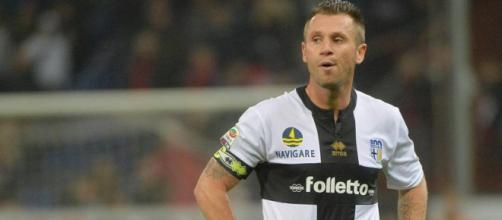 Cassano cerca squadra e strizza l'occhio al Parma - gazzetta.it