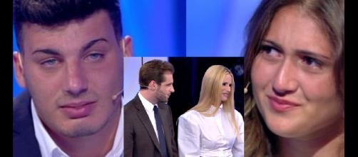 """Giuseppe e Chiara a """"C'è posta per te"""""""