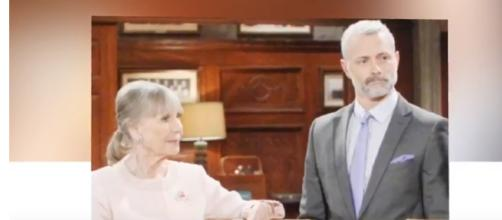 Graham may try to murder Dina. (Image via Tefy234news/YouTube screencap).