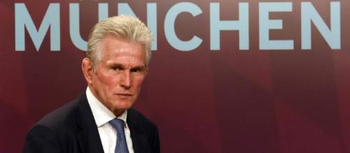 Heynckes fue presentado en el Bayern. - latercera.com