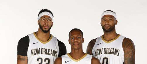 How long will Anthony Davis and DeMarcus Cousins stay together? - (Image via Dallas Mavsboy Taz Tevin Tev/ Flickr)