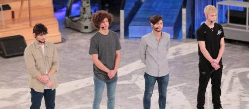 I quattro ragazzi espulsi da Amici che puliranno le strade di Roma