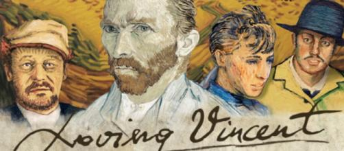 Loving Vincent es la primera película coloreada al óleo siguiendo la técnica de Van Gogh