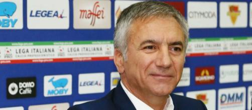 Mauro Meluso, direttore sportivo del Lecce. Foto Salento Giallorosso