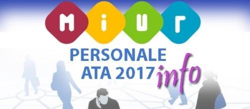 Personale ATA 2018: info modello D3 e graduatorie.