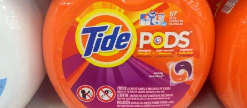 Tide laundry pods 2014 [Img via Flickr | Mike Mozart]