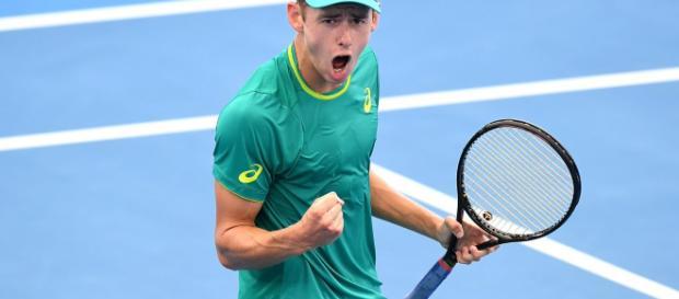 Aussie Wild Card 18 años un joven con mucho que dar en este deporte
