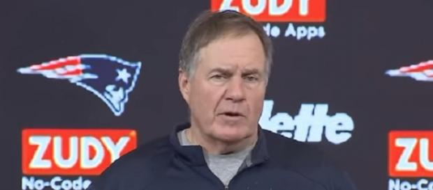 Bill Belichick said he's still very early in the scouting process (Image Credit: 49ers 2020/YouTube)