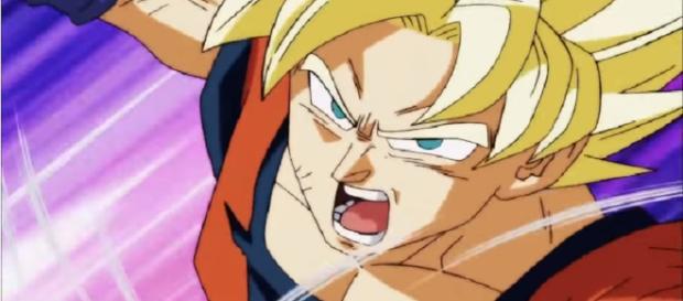 'Dragon Ball Super': Goku's utter genius technique against Jiren. [Image credit:Grand Priest/YouTube screenshot]