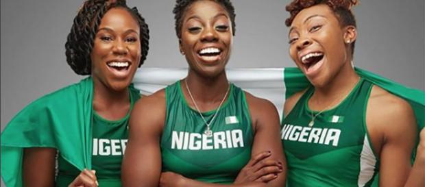 El equipo femenino de Nigeria va para los de Invierno.