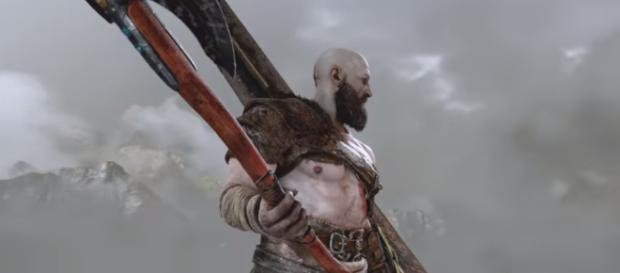 God of War - Be A Warrior: PS4 Gameplay Trailer | E3 2017 [Image Credit: PlayStation//YouTube screencap]