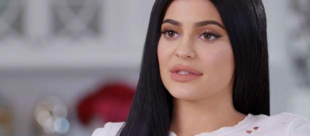 Kylie Jenner from a screenshot of the show