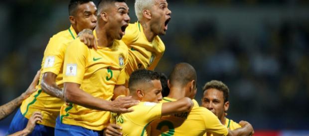 O atleta já fez parte da Seleção Brasileira