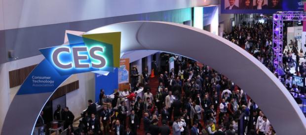 Over 170,000 people attended CES in Las Vegas last week. (Photo via