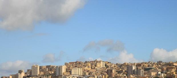 panorama di Agrigento dalla valle dei Templi (fonte agrigentoierieoggi)