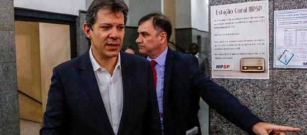 PF indicia Haddad por falsidade ideológica eleitoral