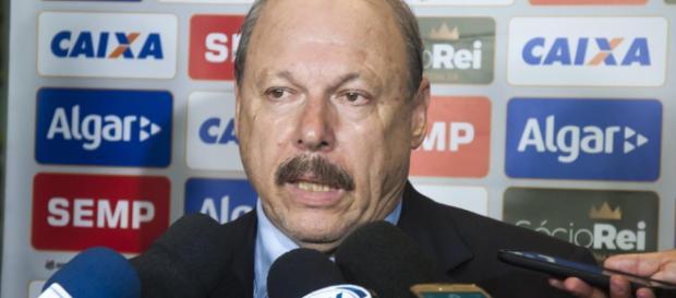 Presidente santista disse que há contratações engatilhadas