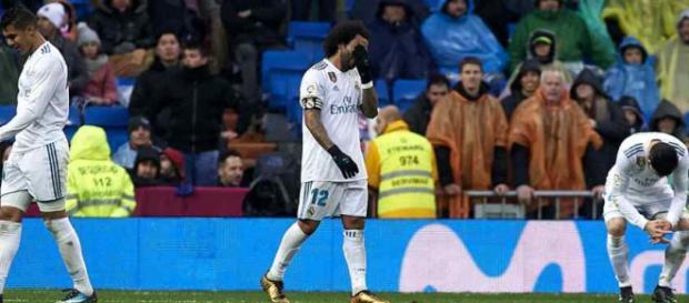 Real Madrid está em problemas na La Liga